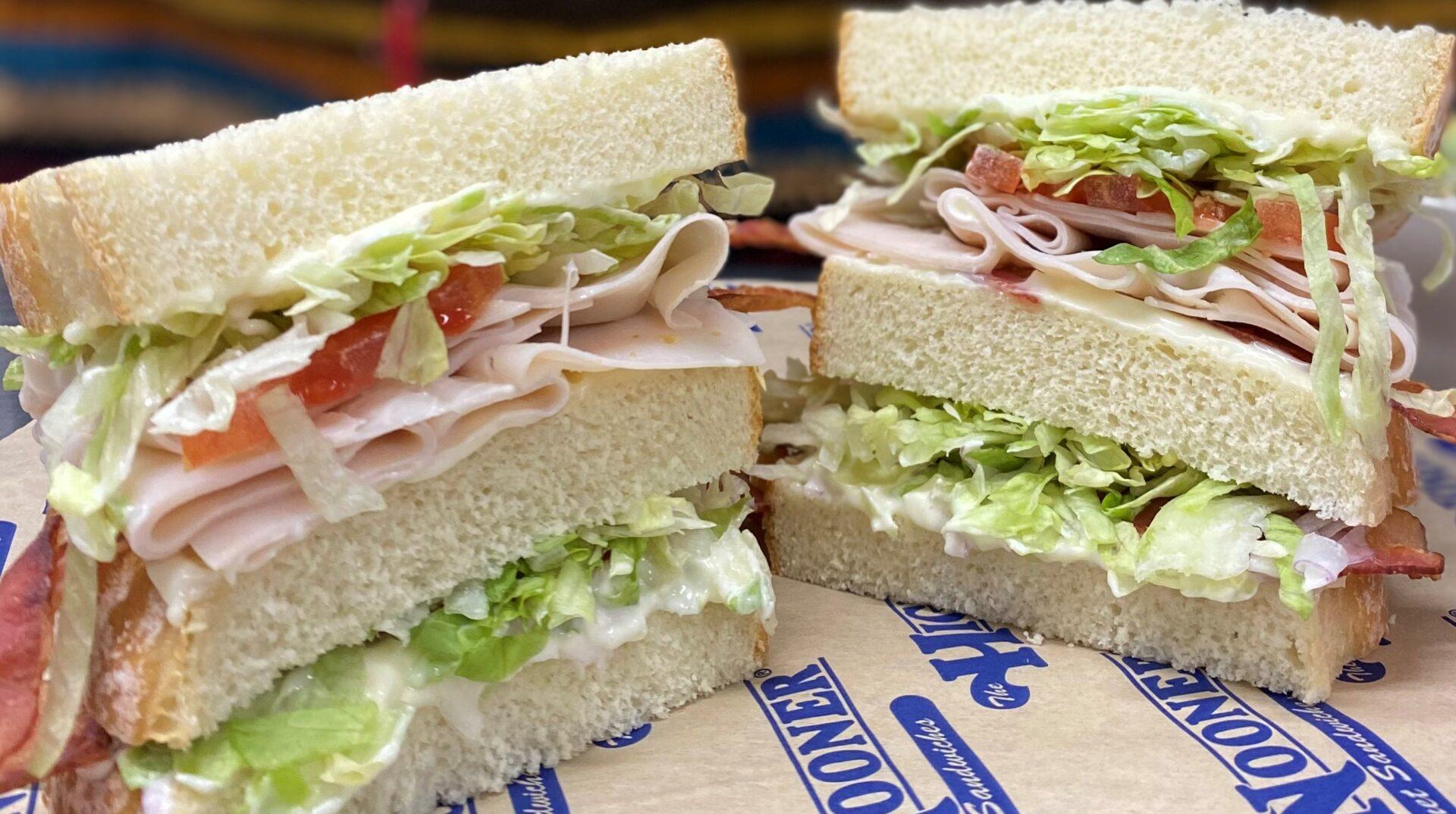 Club Nooner Sandwich