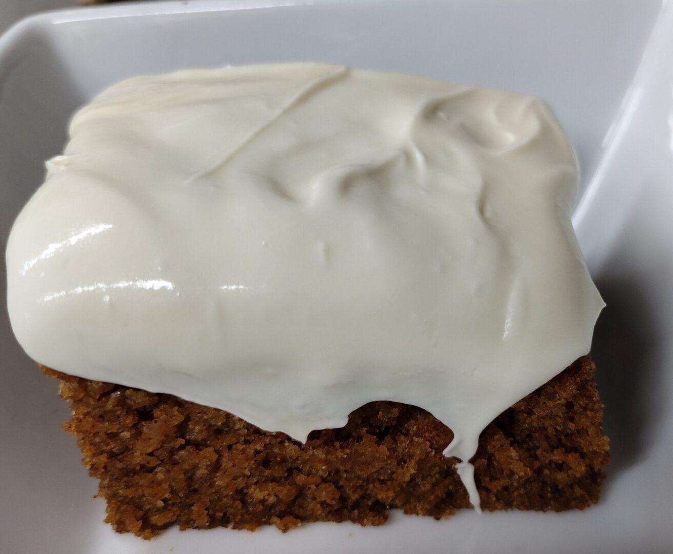 High Nooner Carrot Cake