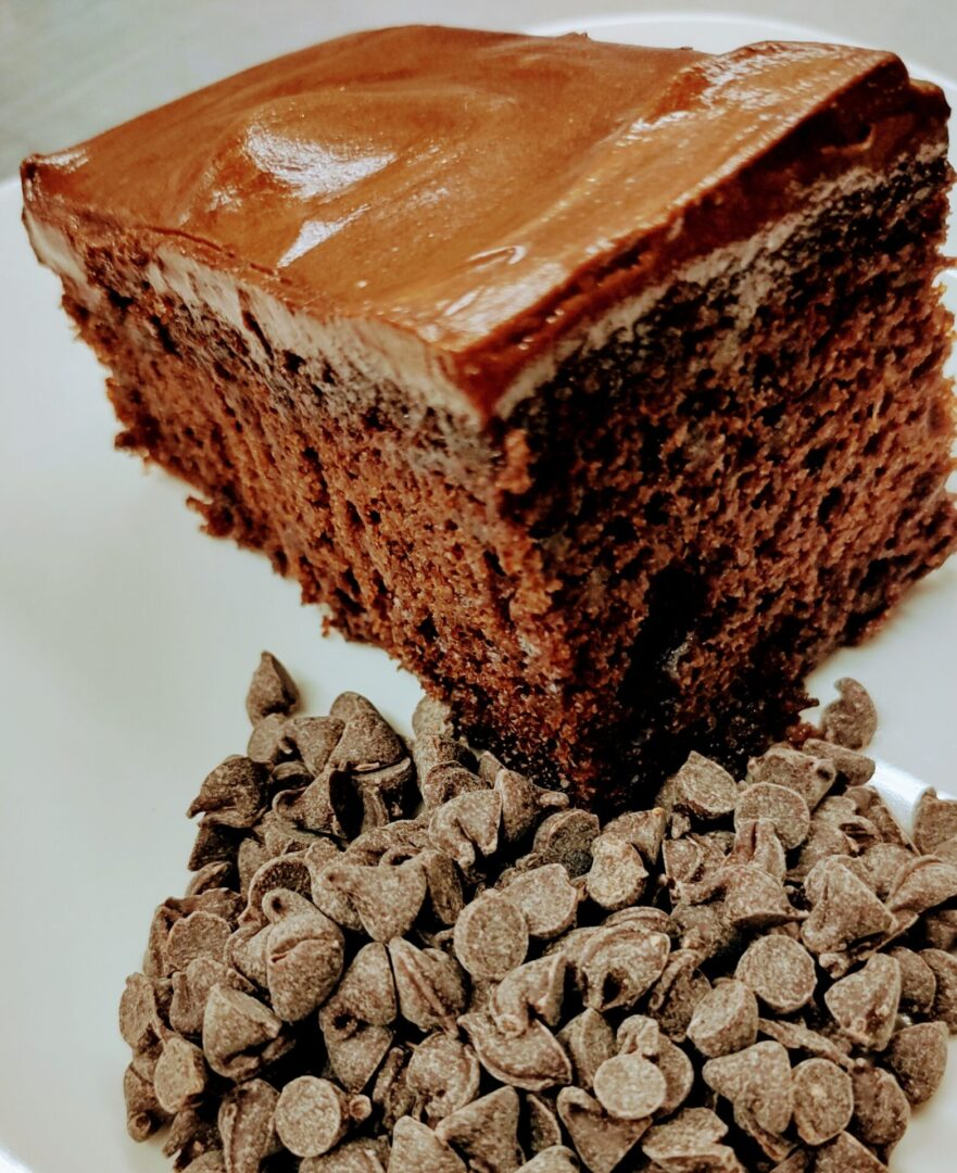 High Nooner Chocolate Cake Dessert